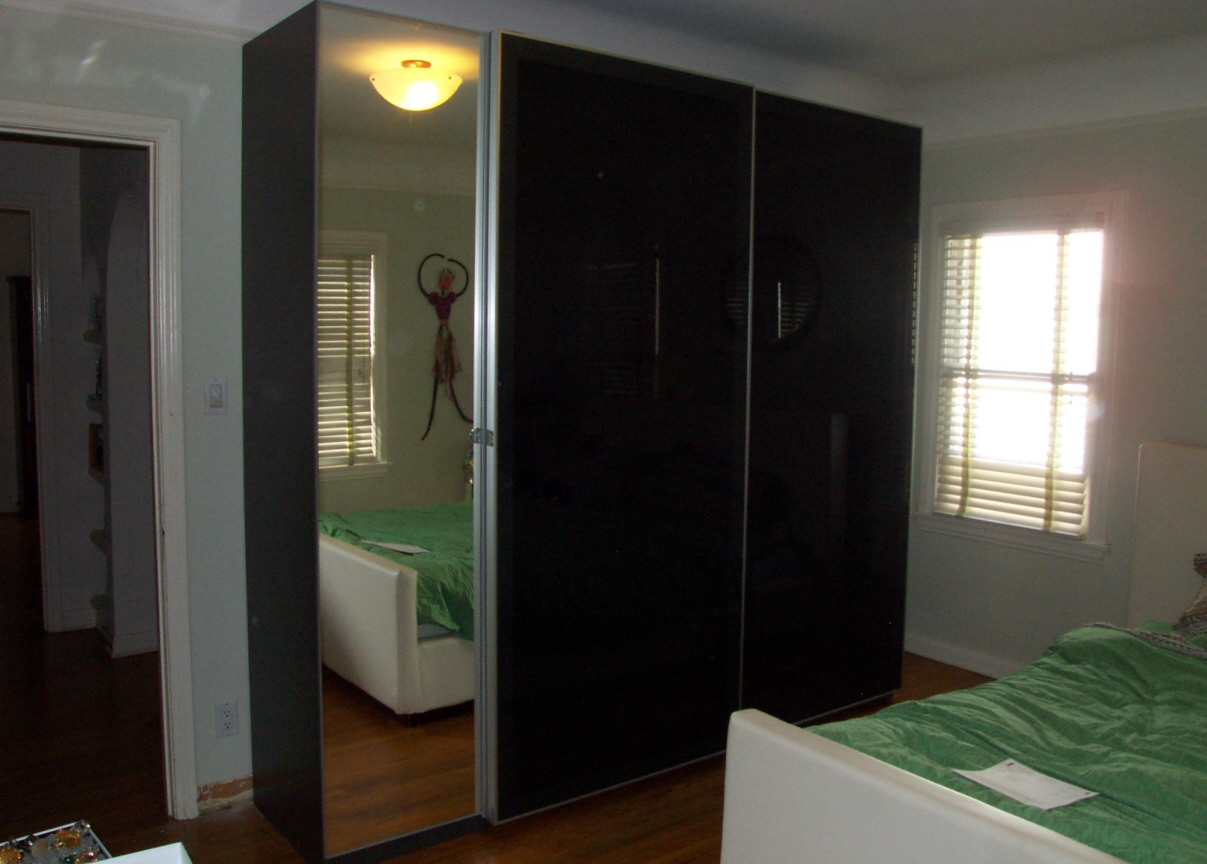 PAX Wardrobe with Hinged Doors